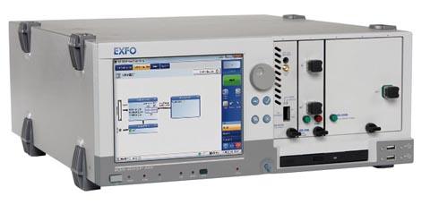 Módulo de test multiservicio para redes de hasta 100G