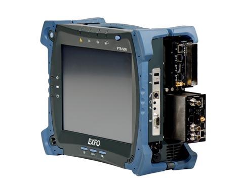 Módulo para pruebas de campo 100G
