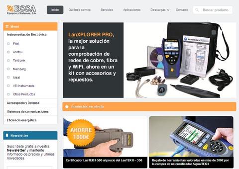 Nueva web de soluciones para instaladores