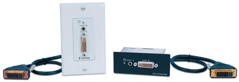 "Switch PoE de tres puertos y 60 W ""drop and insert"""