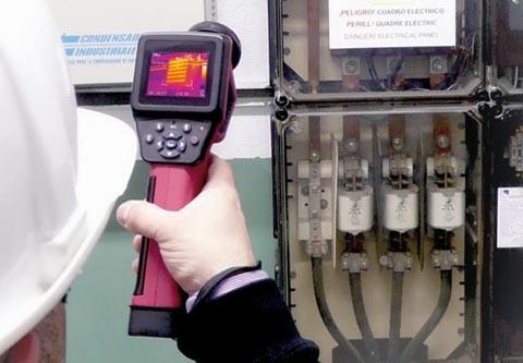 Cámara termográfica de precisión