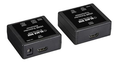 Extensor para Ethernet, HDMI, serie y datos de control
