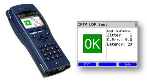 Analizadores IPTV