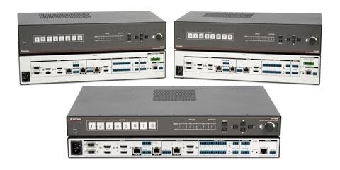 Conmutador HDMI con extensión DTP
