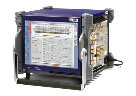 Solución de test CFP2 para acelerar el desarrollo de 100 G