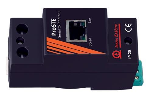 Adaptador Serial-to-Ethernet para monitorizar redes
