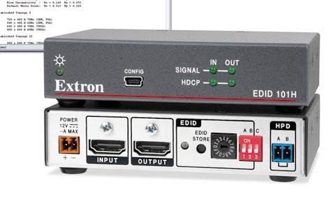 Emulador EDID para HDMI