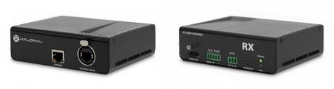 Extensores con tecnología HDBaseT