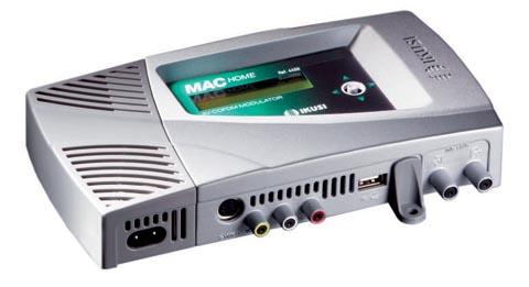 Moduladores DVB-T