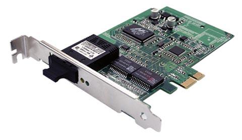 Tarjeta de red PCI Express Gigabit