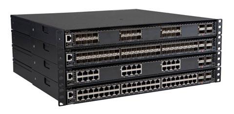 Conmutadores para centros de datos
