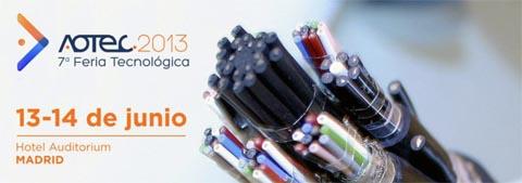 Feria Tecnológica AOTEC 2013