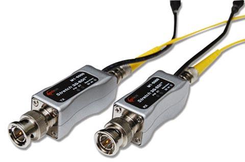 Mini extensor 3G-SDI por fibra óptica