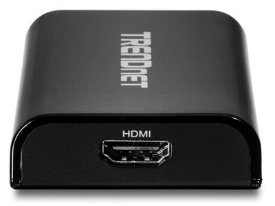 Adaptador para conectar un ordenador a una TV en HD