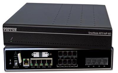 VoIP con interfaz ADSL