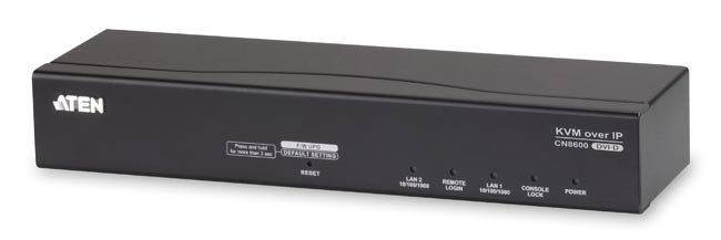 KVM DVI sobre IP