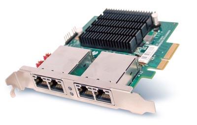 Adaptadores de red con diseño bypass