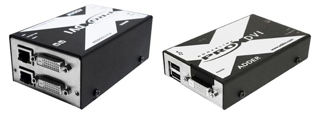 Segunda generación de extensores DVI