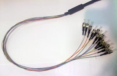Cables preconectorizados para interior y exterior