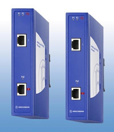 Inyector PoE para dispositivos IP