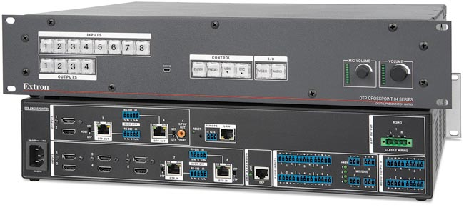Matrix switcher 4K