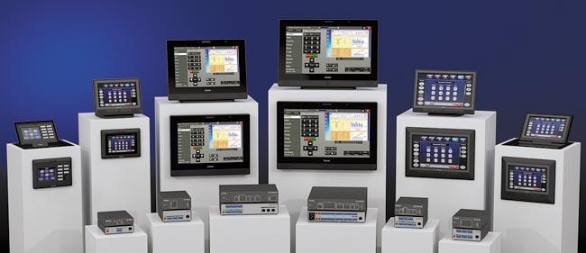 Soluciones para control de sistemas audiovisuales