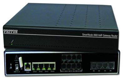 Router VoIP con interfaz WAN
