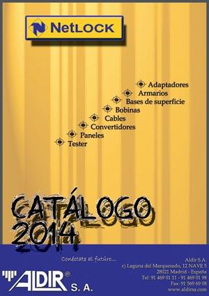 Catálogo de productos para redes e instalaciones