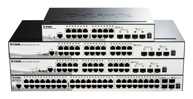 Switches Gigabit 10G