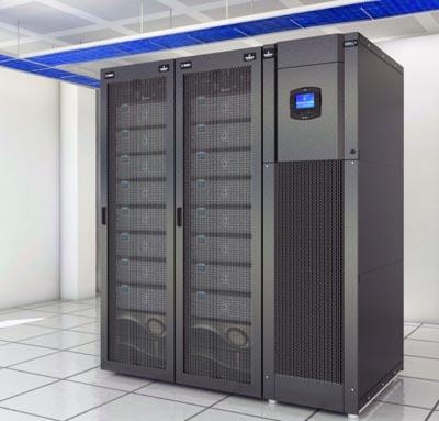 Sistema de enfriamiento basado en filas