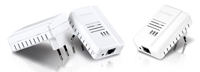 Adaptadores Powerline HomePlug AV2