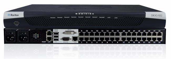 Switch KVM IP con video 1080p HD