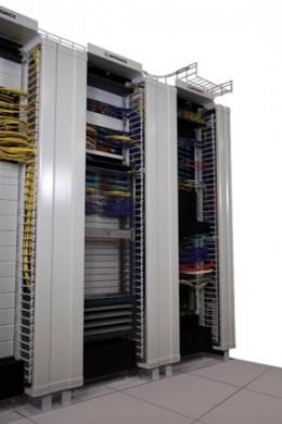 Rack para redes y centros de datos