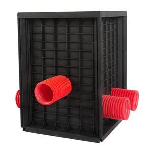 Arquetas modulares para instalaciones de fibra