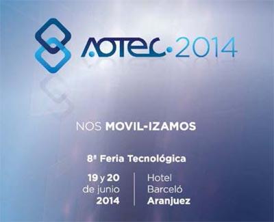 Feria del cable de AOTEC 2014