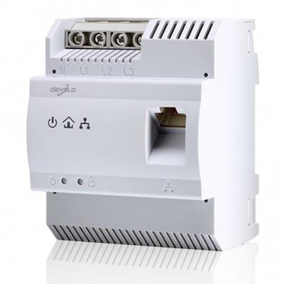 Adaptador PLC de carril DIN