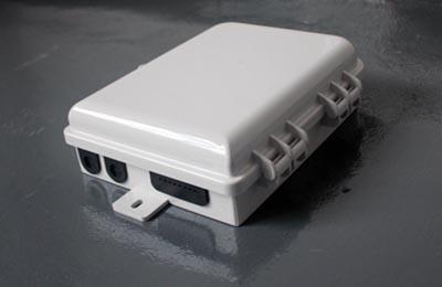 Caja terminal para fibra óptica