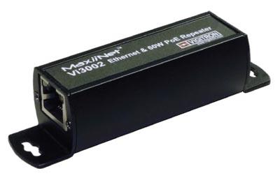 Repetidor Ethernet y PoE++