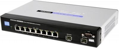 Switches administrados de alto rendimiento