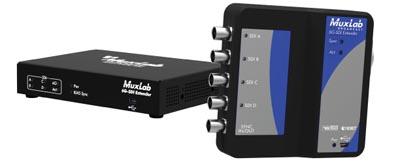 Extensor 6G-SDI sobre UTP