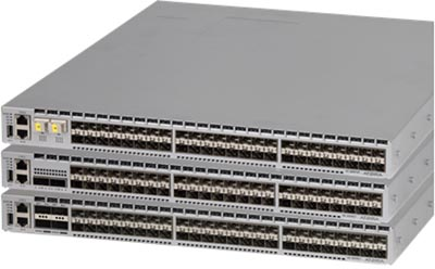 Switches con Uplink de 100 GbE