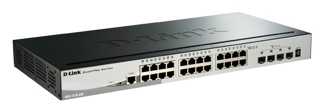 Switches con 4 puertos de 10 GB SPF+