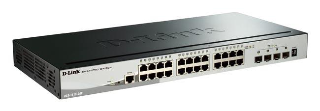 Switches con 4 puertos de 10 GB SPF+
