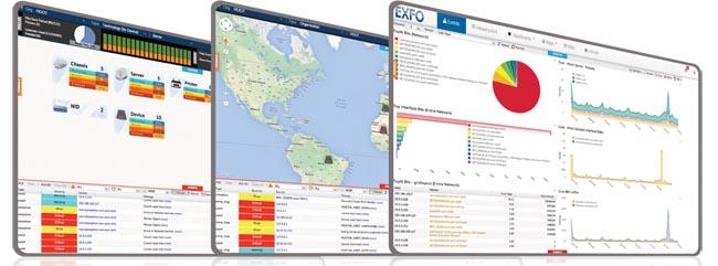 Monitorización de red en tiempo real