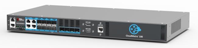 Plataforma 10GE para servicios virtualizados