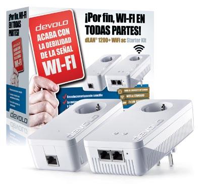 PLC 1200+ WiFi ac