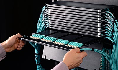 Armarios para sistemas de fibra