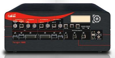 Tester para Ethernet Gigabit