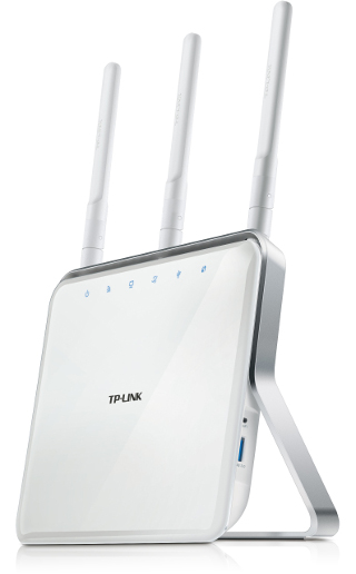 Router Gigabit wireless de banda dual