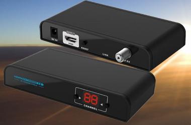 Modulador y extensor de HDMI a RF